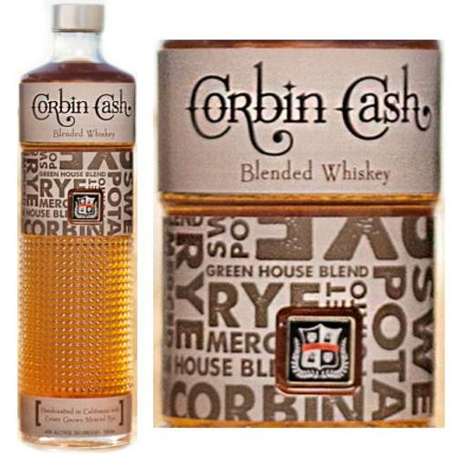 Corbin Cash Green House Blended Whiskey 750ml