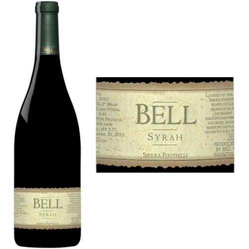 Bell Cellars Sierra Foothills Syrah