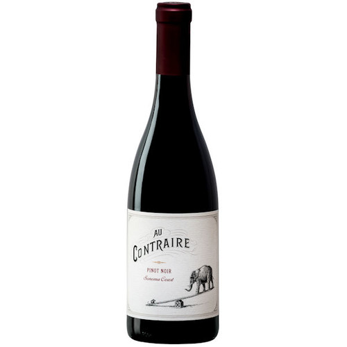 Au Contraire Sonoma Coast Pinot Noir