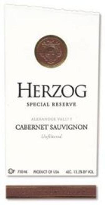 Herzog Alexander Reserve Cabernet