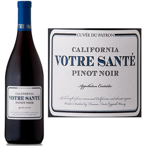 Votre Sante California Pinot Noir