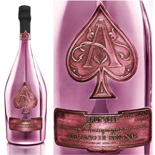 Armand de Brignac Brut Rose Champagne NV 1.5L