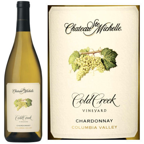 Chateau Ste. Michelle Cold Creek Chardonnay Washington