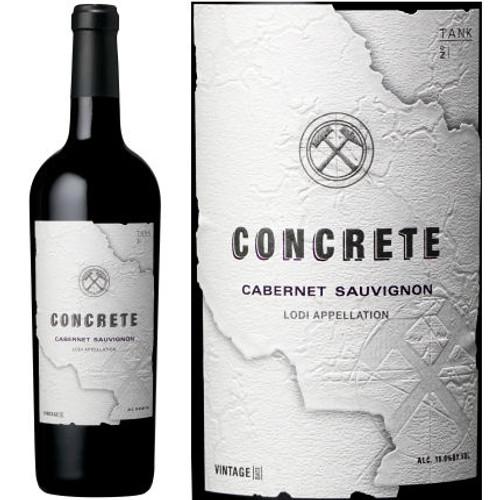 Concrete Lodi Cabernet