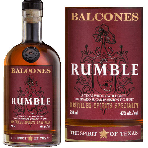Balcones Rumble Texas Whisky 750ml
