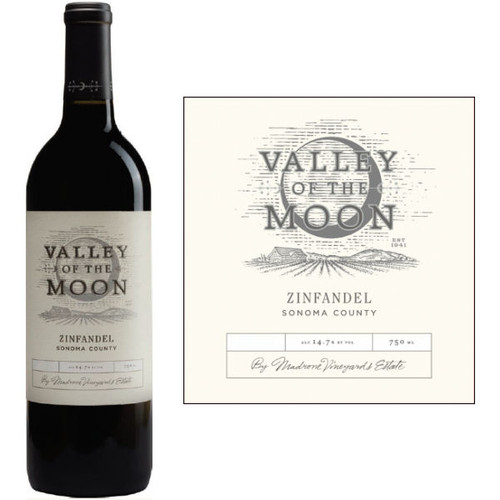Valley of the Moon Sonoma Zinfandel