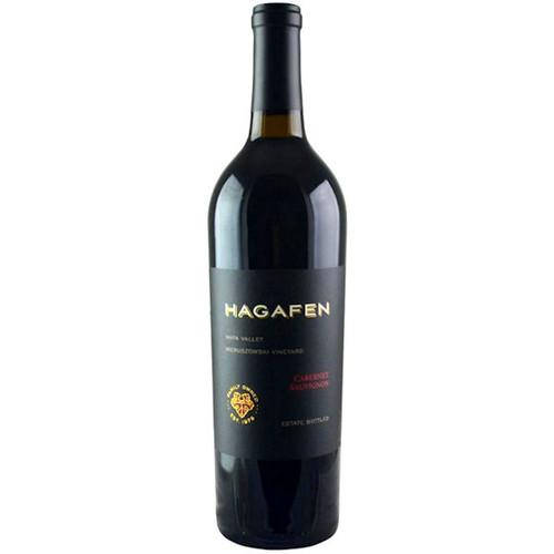 Hagafen Wieruszowski Vineyard Napa Cabernet