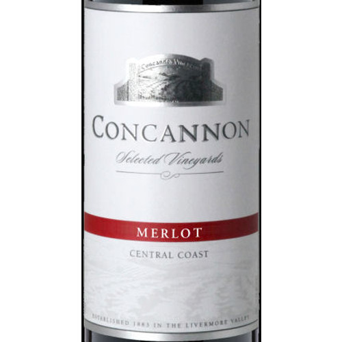 Concannon Selected Vineyards Central Coast Merlot