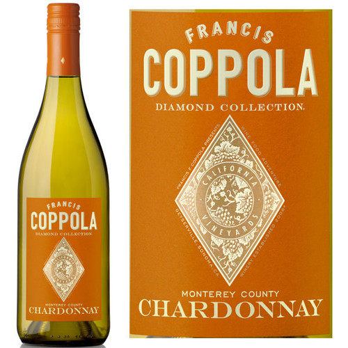 Francis Coppola Diamond Series Gold Label Monterey Chardonnay