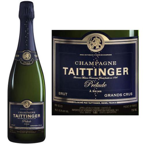 Champagne Taittinger Prelude Brut Grand Crus NV