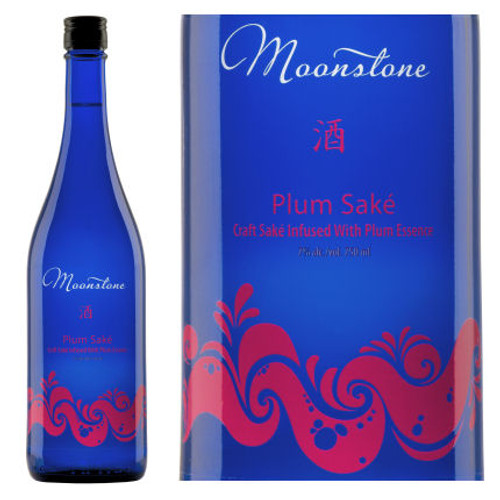 Moonstone Plum Ginjo Sake 750ml