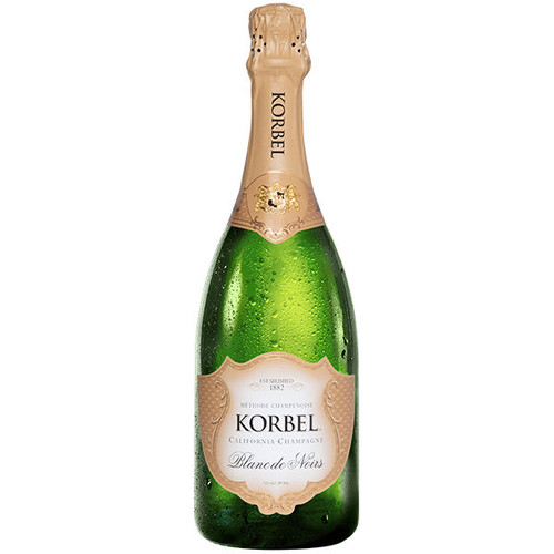 Korbel California Blanc de Noirs Champagne NV