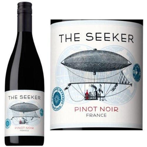 The Seeker Vin de Pays Pinot Noir