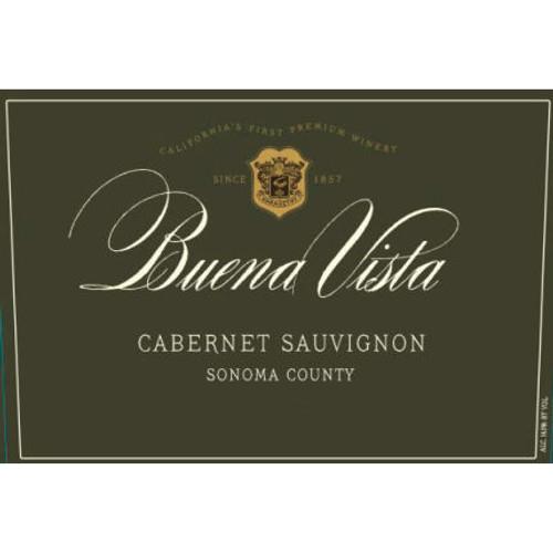 Buena Vista Sonoma Cabernet