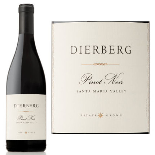 Dierberg Dierberg Vineyard Santa Maria Pinot Noir