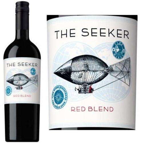 The Seeker Red Blend