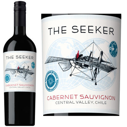 The Seeker Central Valley Cabernet