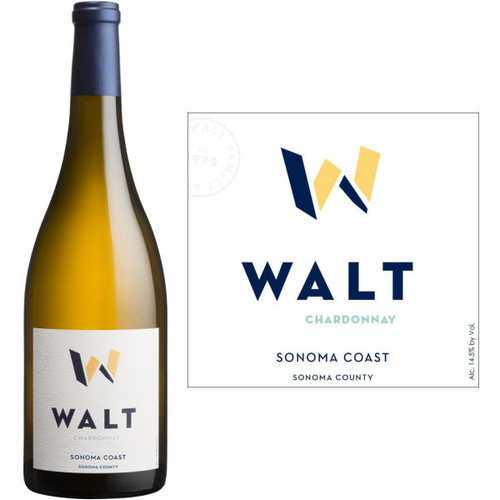 Walt Sonoma Coast Chardonnay