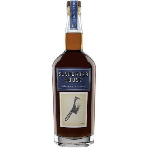 Slaughter House American Whiskey 750ml