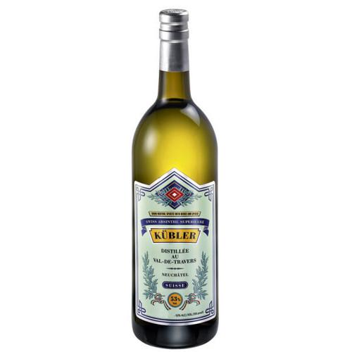 Kubler Original Absinthe Liqueur 375ml