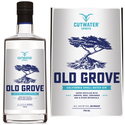 Cutwater Spirits Old Grove California Small Batch Gin 750ml