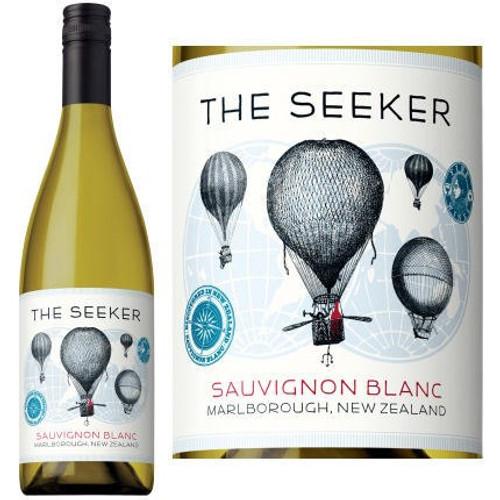 The Seeker Marlborough Sauvignon Blanc
