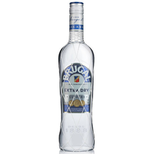 Brugal Extra Dry Supremo Dominican Republic Rum 750ml