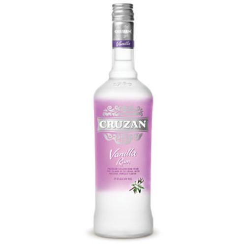 Cruzan Vanilla Rum 750ml