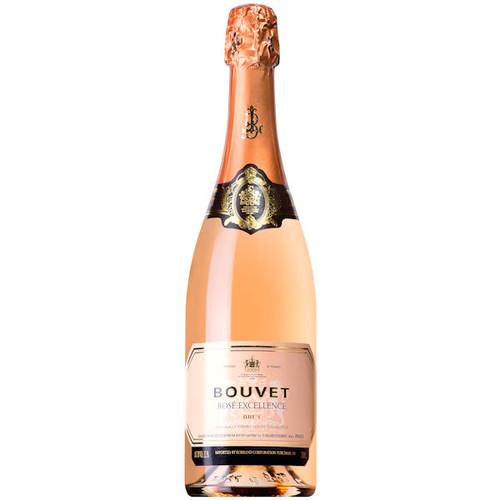 Bouvet-Ladubay Excellence Brut Rose NV (France)