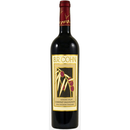 B.R. Cohn Olive Hill Estate Vineyards Sonoma Cabernet