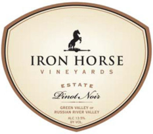 Iron Horse Estate Pinot Noir
