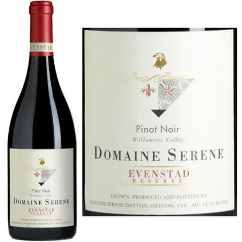 Domaine Serene Evenstad Reserve Willamette Pinot Noir Oregon