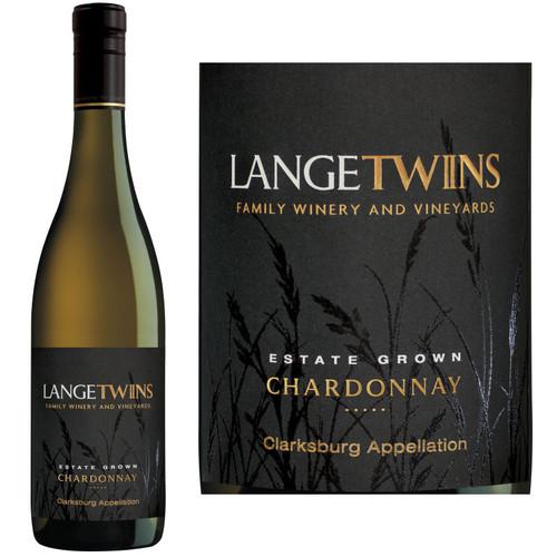 LangeTwins Estate Clarksburg Chardonnay