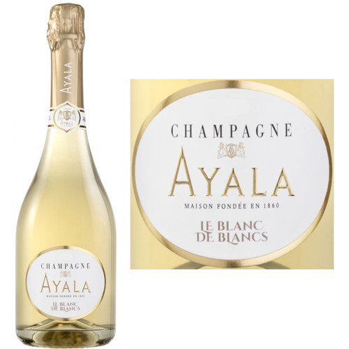 Champagne Ayala Le Blanc de Blancs Brut