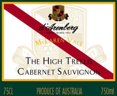 d'Arenberg The High Trellis Cabernet