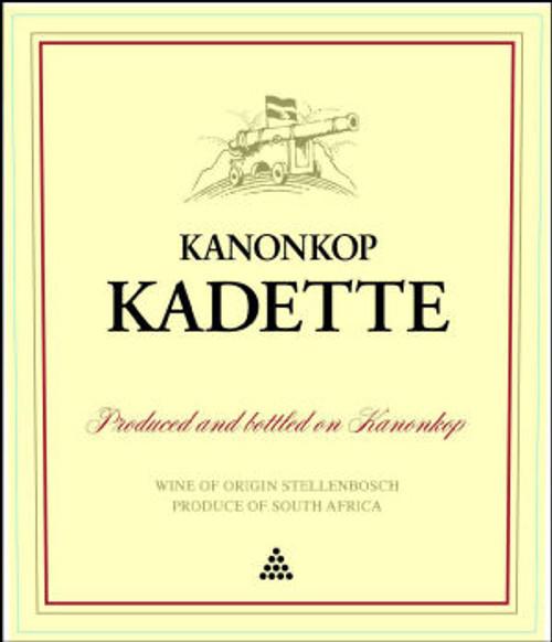 Kanonkop Stellenbosch Kadette