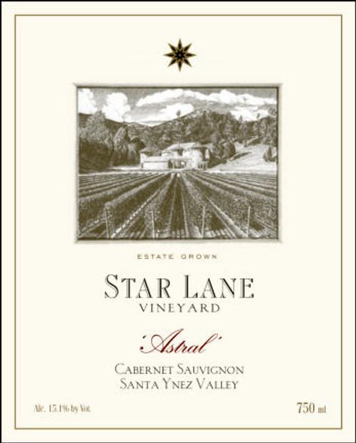 Star Lane Vineyard Astral Happy Canyon Cabernet