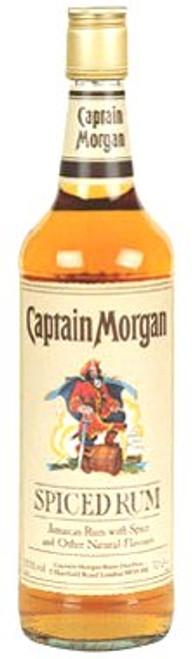 Captain Morgan Spiced US 750ml