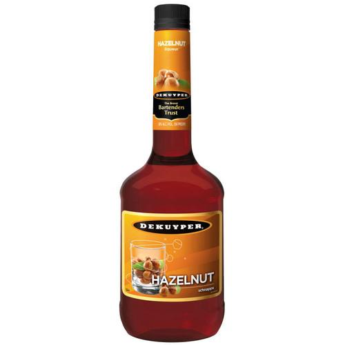 Dekuyper Hazelnut Schnapps Liqueur 1L