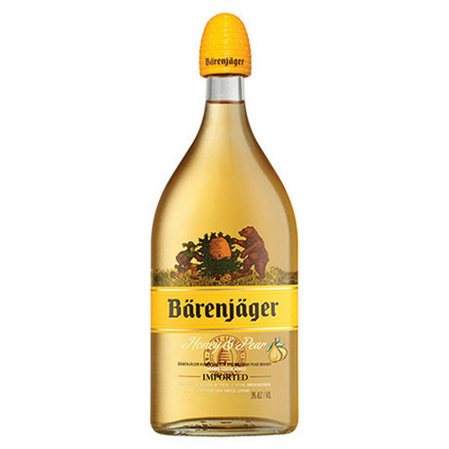 Barenjager Honey & Pear Liqueur 375ml