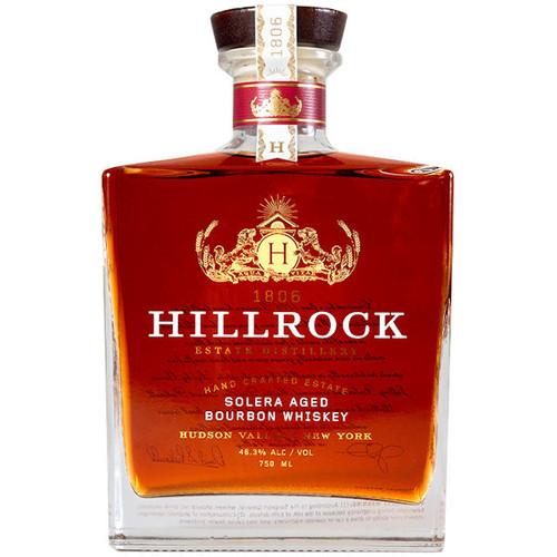 Hillrock Solera Aged Napa Cabernet Barrel Bourbon Whiskey 750ml