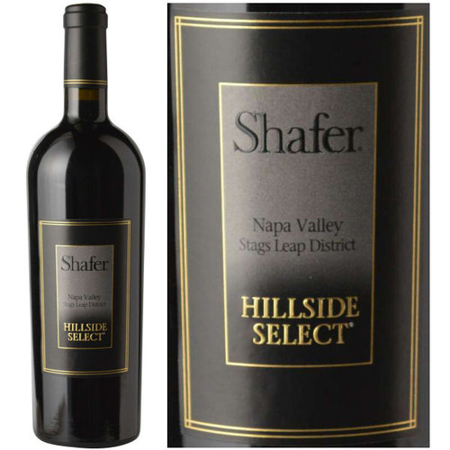 Shafer Hillside Select Stags Leap District Napa Cabernet