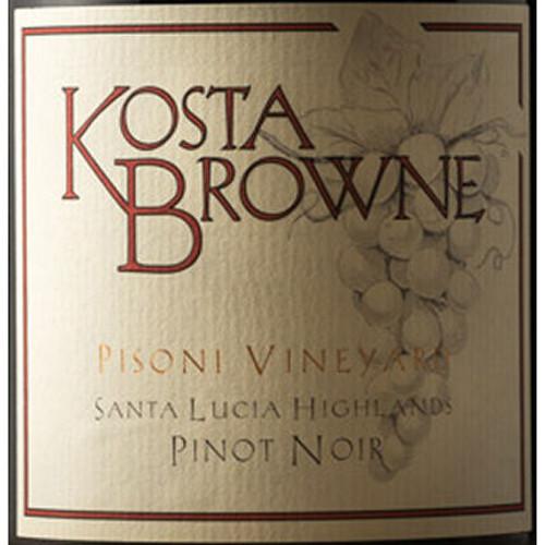 Kosta Browne Pisoni Vineyard Santa Lucia Highlands Pinot Noir