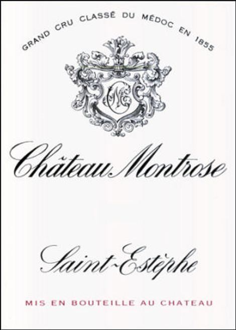 Chateau Montrose Saint Estephe