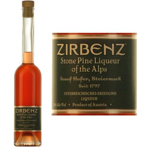 Zirbenz Stone Pine Liqueur of the Alps 750ml