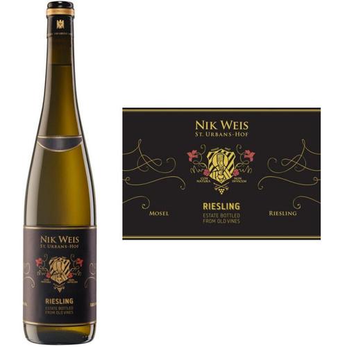 Nik Weis St. Urbans-Hof Estate Old Vines Riesling QbA