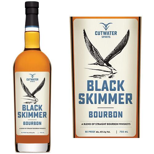 Cutwater Black Skimmer Bourbon 750ml