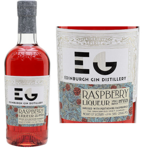 Edinburgh Gin Raspberry Liqueur 750ml