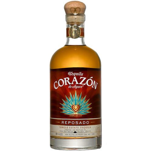 Corazon de Agave Repsosado Tequila 750ml