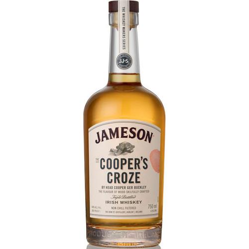 Jameson Cooper's Croze Irish Whiskey 750ml